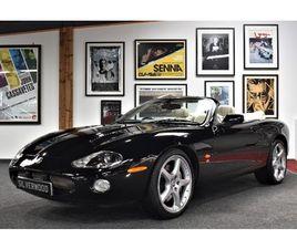 2003 JAGUAR XKR V8 SUPERCHARGED