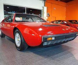 FERRARI 208 GT4 EXEPTIONNELLE !!!