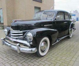 ② OPEL KAPITÁN 1952 ORIGINELE BELGIÉ AUTO IN TOP STAAT - OPEL