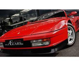 4.9I V12 ***ROSSO CORSA / EU CAR / FULL HISTORY***