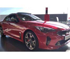 KIA STINGER 3.3 T-GDI GT 4X4 AUT. 370 BERLINA MEDIANA O GRANDE DE NUEVO EN BURGOS   AUTOCA