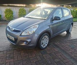 HYUNDAI I20, 2009 NCT 08/21 FOR SALE IN DUBLIN FOR €4,500 ON DONEDEAL