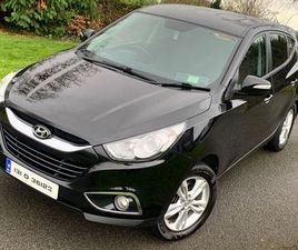 2013 HYUNDAI IX35 2WD DIESEL MANUAL FOR SALE IN SLIGO FOR €10,950 ON DONEDEAL
