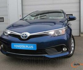 TOYOTA AURIS TOURING SPORTS 1.8 CVT HSD TC DYNAMIC LH - € 16.990 À VENDRE