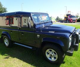 £25,950 LAND ROVER DEFENDER 110 2.2 D XS UTILITY STATION WAGON 5DR