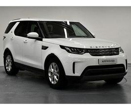 2019 LAND ROVER DISCOVERY 2.0 SD4 (240HP)