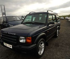 £2,399|LAND ROVER DISCOVERY 2.5 TD5 GS 5DR (7 SEATS)