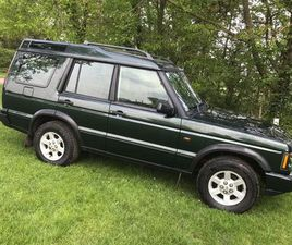 £5,650|LAND ROVER DISCOVERY 2.5 TD5 PURSUIT 5DR (7 SEATS)