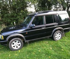 £5,850|LAND ROVER DISCOVERY 2.5 TD5 GS 5DR (7 SEATS)