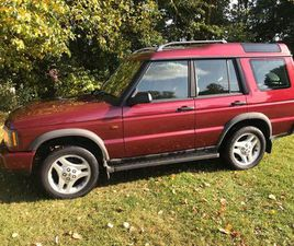 £5,850|LAND ROVER DISCOVERY 2.5 TD5 XS 5DR (7 SEATS)
