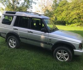£5,950|LAND ROVER DISCOVERY 2.5 TD5 XS 5DR (7 SEATS)