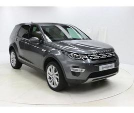 2019 LAND ROVER DISCOVERY SPORT 2.0 SD4 240 HSE LUXURY 5DR AUTO