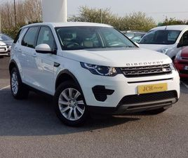 LAND ROVER DISCOVERY SPORT 2.0 TD4 SE 4X4 5DR