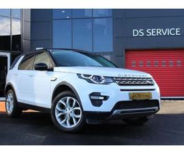 LAND ROVER DISCOVERY SPORT 2.2 SD4 HSE 4X4 5DR