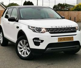 LAND ROVER DISCOVERY SPORT 2.2 SD4 SE TECH 4X4 5DR