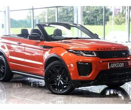 2016 LAND ROVER RANGE ROVER EVOQUE 2.0 TD4 HSE DYNAMIC LUX AUTO 4WD (S/S) 2DR