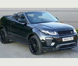 LAND ROVER RANGE ROVER EVOQUE 2.0 TD4 HSE DYNAMIC LUX AUTO 4WD (S/S) 2DRLUX PACK