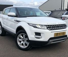 LAND ROVER RANGE ROVER EVOQUE 2.2 TD4 PURE AWD 5DR
