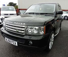 LAND ROVER RANGE ROVER SPORT 3.6 TD V8 HSE 5DRAUTOMATIC 4X4