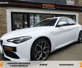 ALFA ROMEO GIULIA 2.0 T4 AWD BERLINE 16V AT8 28...