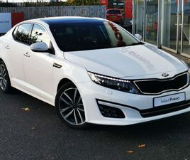 KIA OPTIMA 1.7 CRDI 3 (S/S) 4DR