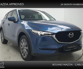 MAZDA CX-5 GT 2.2 (NEW STOCK AVAILABLE) FOR SALE IN CARLOW FOR €41,725 ON DONEDEAL