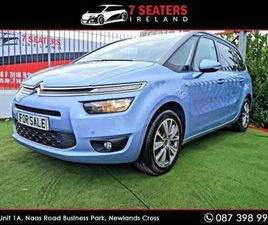 CITROEN GRAND C4 PICASSO HOME VIEWING EXCLUSIVE FOR SALE IN DUBLIN FOR €17,900 ON DONEDEAL