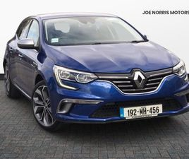 RENAULT MEGANE TOP SPEC GT LINE 1.3 TCE 140BHP LO FOR SALE IN MEATH FOR €21,495 ON DONEDEA