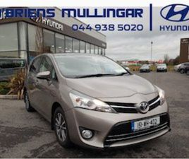 TOYOTA VERSO 1.6D LUNA SKYVIEW 4DR FOR SALE IN WESTMEATH FOR €14995 ON DONEDEAL