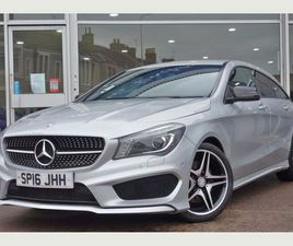MERCEDES-BENZ CLA CLASS 2.1 CLA220 AMG SPORT SHOOTING BRAKE 7G-DCT 4MATIC (S/S) 5DRIMMACUL