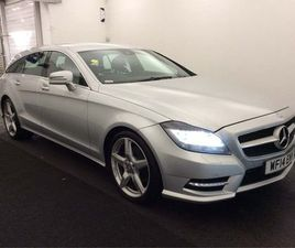 2014 MERCEDES-BENZ CLS 2.1 CLS250 CDI BLUEEFFICIENCY AMG SPORT SHOOTING BRAKE 7G-TRONIC PL