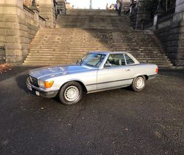 MERCEDES-BENZ 280 2.7 SL 2DR*HARD +SOFT TOP+VERY CLEAN*