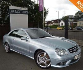MERCEDES-BENZ CLK 3.0 CLK320 CDI SPORT 7G-TRONIC 2DR300+CARS SRMOTORCOMPANY.CO.UK