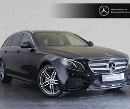 2019 MERCEDES-BENZ E CLASS E 220 D ESTATE