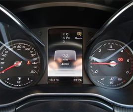 2018 MERCEDES-BENZ V-CLASS V250 BLUETEC SPORT 5DR AUTO [EXTRA LONG]