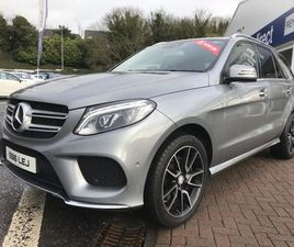 2016 MERCEDES-BENZ GLE GLE 350D 4MATIC AMG LINE 5DR 9G-TRONIC