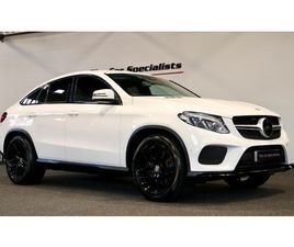 2015 MERCEDES GLE350 D 4MATIC AMG LINE COMAND 21 ALLOYS DAB BLUETOOTH R/CAMERA E/HEATED S