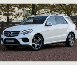 MERCEDES-BENZ GLE CLASS 2.1 GLE250D AMG LINE G-TRONIC 4MATIC (S/S) 5DRNO DEPOSIT, FULL SPE