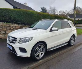 MERCEDES-BENZ GLE CLASS 3.0 GLE350D V6 AMG LINE (PREMIUM) G-TRONIC 4MATIC (S/S) 5DRPANORAM