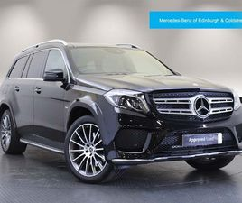 2019 MERCEDES-BENZ GLS CLASS GLS 350 D 4MATIC GRAND EDITION
