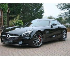 MERCEDES AMG GT S 4.0 DCT SPEEDSHIFT COUPE AUTO - 503 BHP