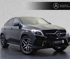 2019 MERCEDES-BENZ GLE CLASS GLE 350 D 4MATIC AMG LINE NIGHT EDITION COUPE