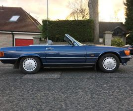 1989 MERCEDES 300SL AUTOMATIC R107 CELEBRITY OWNED