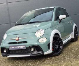 ABARTH 695 1.4 T-JET 70TH ANNIVERSARIO ONE OF 1949 ✔NIEUW