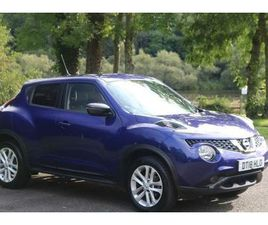 2018 NISSAN JUKE 1.2 DIG-T BOSE PERSONAL EDITION 5DR