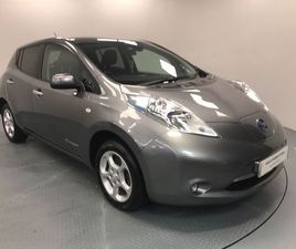 2015 NISSAN LEAF 80KW ACENTA 24KWH 5DR AUTO