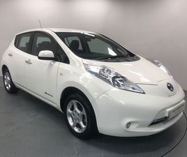 2016 NISSAN LEAF 80KW ACENTA 24KWH 5DR AUTO