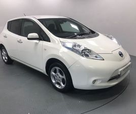 2014 NISSAN LEAF 80KW ACENTA 24KWH 5DR AUTO