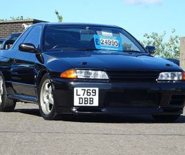 NISSAN SKYLINE 2.6 GT-R 2DRR32 2.6 GTR TWIN TURBO 4WD