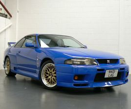 1997 NISSAN SKYLINE R33 GTR / GTS-T - AVAILABLE TO ORDER - JAPANESE IMPORT